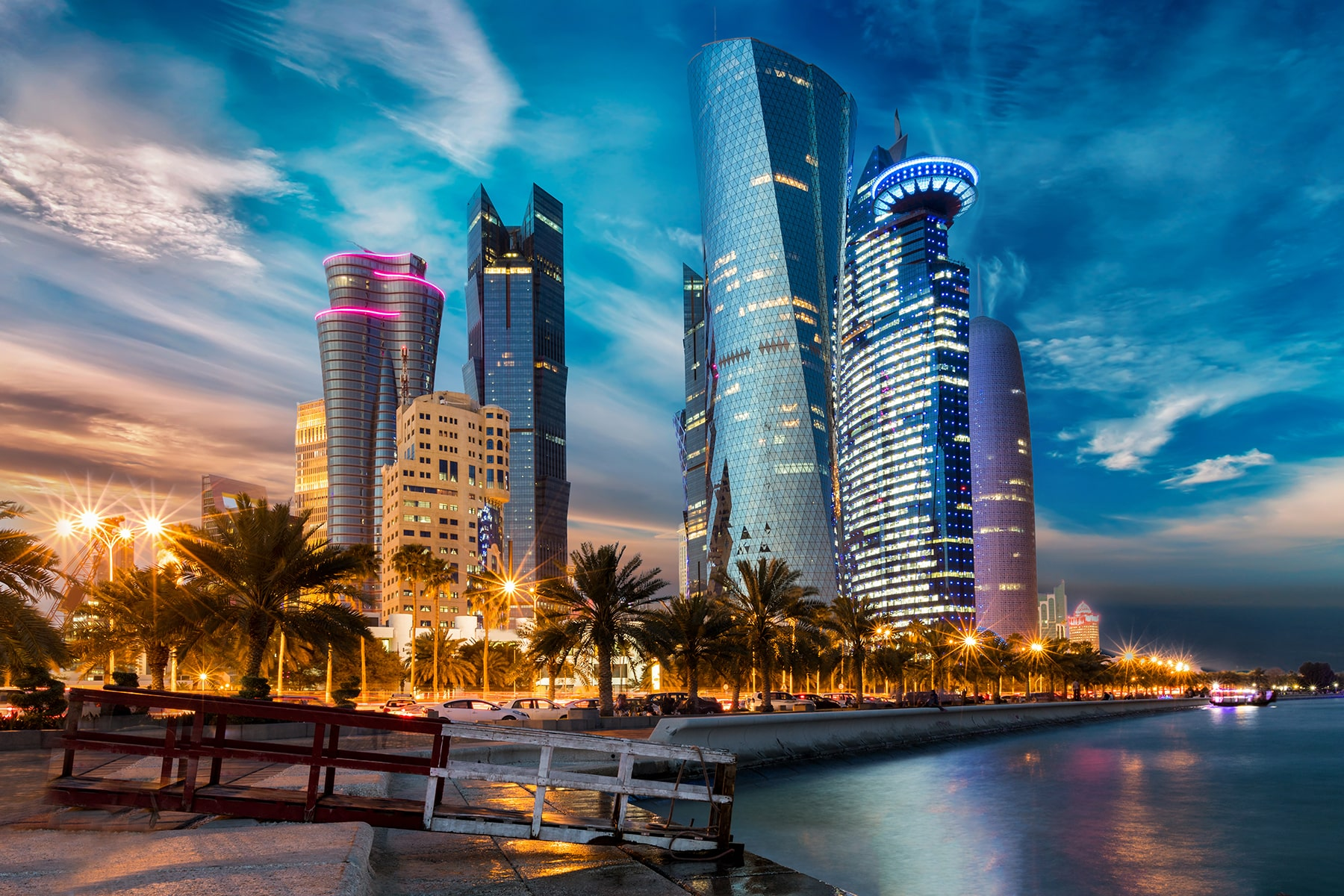 How much does it cost to live in Qatar