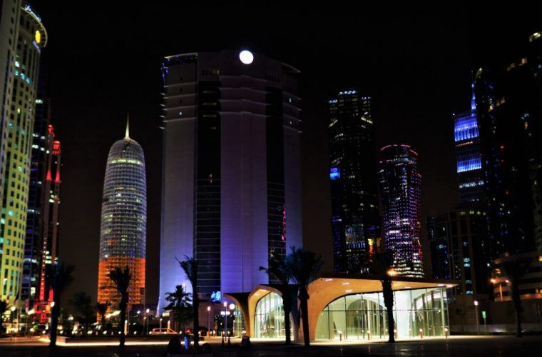 Areas to live near metro station in Qatar